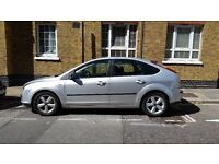 £1200 SILVER FORD FOCUS ZETEC CLI 2005 1.6L 5 DOOR *PART EXCHANGE WELCOME*