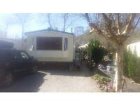 Static caravan 6 birth in mold Flintshire