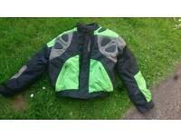 Motor bike jacket NEW