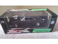 Fast and furious 1:18 1970 Dodge Charger Joyride Diecast model