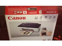Canon Pixma MG3053 All in One Wireless Printer Scanner and Copier with Wi-Fi