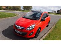 VAUXHALL CORSA 1.2 LIMITED EDITION CDTI(62)Plate,Alloys,Air Con,Full Service History,Very Clean