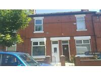 2 bedroom house in Wellington Road, Manchester, M8 (2 bed)
