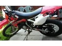 Moto Hispania 50cc 2 stroke 6 spd kx yz ktm rm cr