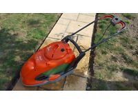 Flymo Glide Master 380 1750w 38cm Hover Lawnmower