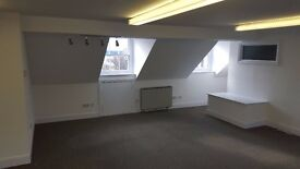 A fantastic, newly decorated office space to let in central Bristol