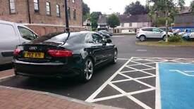 Audi A5 Quattro sport coupe