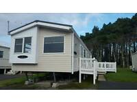 Veranda included static caravan for sale - Sundrum Castle Holiday Park