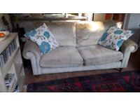 Laura Ashley Classic large two seater sofa