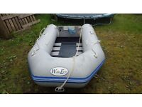 Waveco 260 inflatable dinghy in good condition