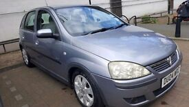 Vauxhall Corsa 1.2 SXi semi automatic 5 door hatchback for sale silver