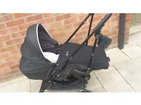 silvercross stroller accessory pack & raincover