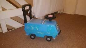 Push car for kids to ride (delivery available)
