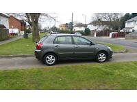 2004 Toyota Corolla 1.4cc 51K Low Milg Alloys AirCon Remote Keys MOT HPI Clear Px Welcome