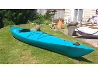 Perception Acadia Kayak - Fast and very stable