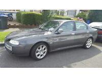 ALFA ROMEO 166 3.0 V6 24V 2004r.