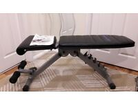REEBOK UTILITY WEIGHTS BENCH