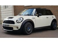 MINI Hatch 1.6 Cooper S Hatchback 3dr Petrol Manual ((FSH+FULL LEATHER+AEM MODIFIED))