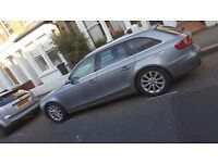 AUDi A4 AVANT 2.0TDI WITH NO SCRATCHES / FULL LEATHER INTERIOR / WELL LOOKED AFTER