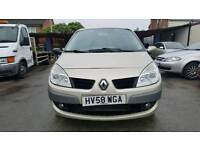 Renault Grand Scenic Dynamic 7 seater VVT 2008