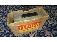 ILFORD Portable 100 Watt Projector