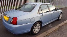 2005 Rover 75 2.5 V6 Contemporary SE