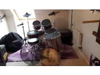 drum kit mapex maple meridian