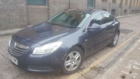 2009 | VAUXHALL INSIGNIA 2.0 CDTI EXCLUSIVE [160] | FULL SERVICE HISTORY | 1995