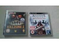 Sony Playstation PS3 Games Bundle 3