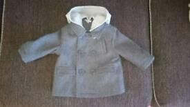 Vertbaudet 9-12 months boys coat