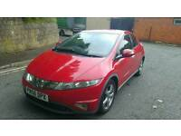 Honda Civic 1.8 i-VTEC SE VERY GOOD AND RELIABLE CAR not Type-R BMW or VW