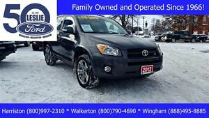 2012 Toyota RAV4 Sport 4X4 | Local Trade | One Owner