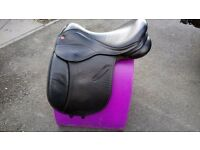 "15 "" WH Saddle Company saddle"
