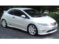 Mint 2009 Honda Civic Type R (GT) - Championship White Limited Edition - 89k
