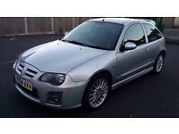MG ZR 1.4 105 3dr Manual Hatchback Silver 2004