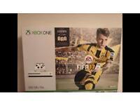 Brand New Xbox One S 500GB with FIFA 17 Bundle