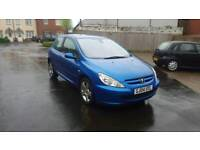 Peugeot 307 hdi d turbo diesel with 12 months mot