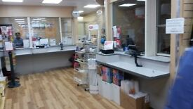 TWO NEW SHOPS-IN-ONE IN WEST EALING FOR RENT! INCLUDES EXTRA OFFICE/SHOP OUTLET!