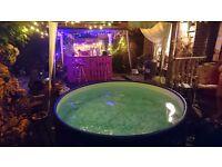 hot tub hire in essex