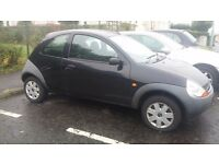 Ford KA 2007 £400 quick sale MOT until Feb 2017