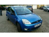 Ford fiesta 1.4 ztech LOW MILEAGE NEW DAB STEREO