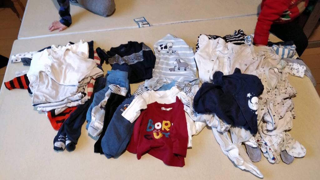1bd067814 0-3 boys clothes bundle