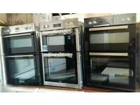 double oven electric built in offer sale from £140