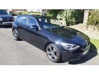 BMW 1 series, Just had Full service, 1st MOT due Sept 2017.