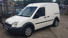 2006 / 06 Plate Ford Transit Connect 1.8TDCI T230 LWB HIGH ROOF Panel Van NO VAT NO VAT NO VAT