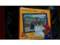 Paddington Bear Giant Double-Sided Puzzle plus colour in (never opened)