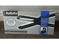 Babyliss hair straighteners