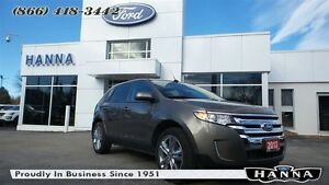 2013 Ford Edge SEL FWD V6