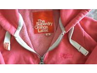Pink ladies hoodie L