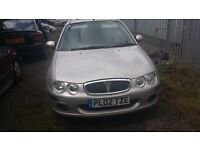 rover 25 automatic low milage